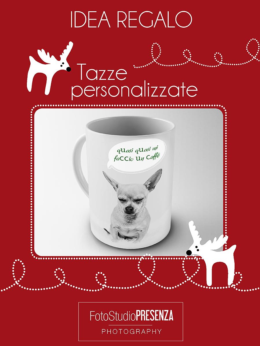 Tazze personalizzate idea regalo per natale for Idea per regalo